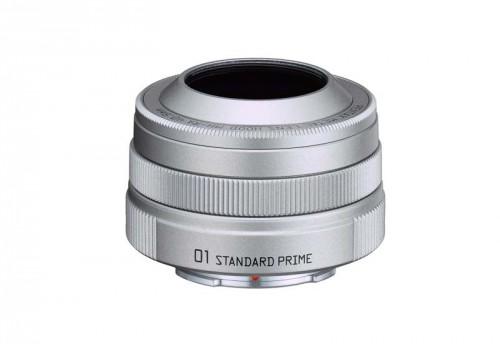 Pentax Q Standard Prime Lens