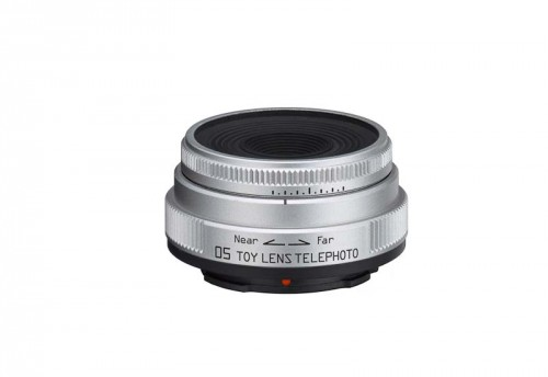 Pentax Q Toy Lens Telephoto