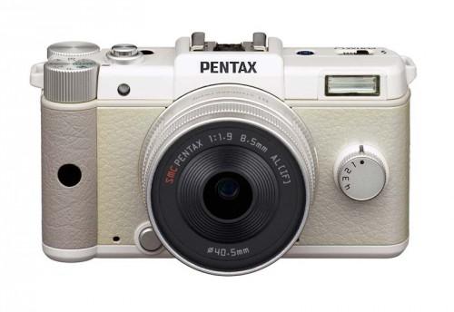 Pentax Q White