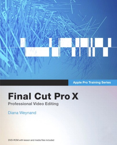 Final Cut Pro X Book