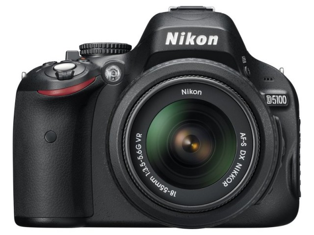 Nikon D5100 Star Wars Firmware