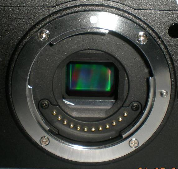 Nikon Mirrorless Camera X810