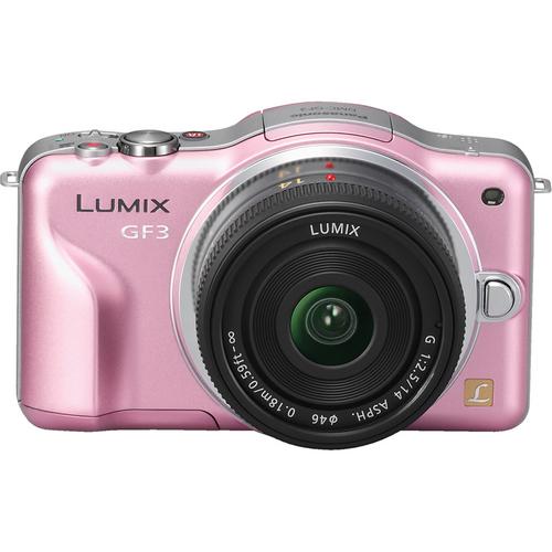 Pink Panasonic GF3