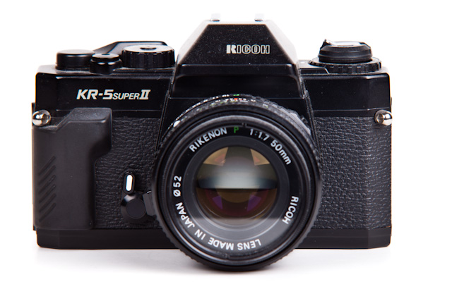 Ricoh KR-5 Super II