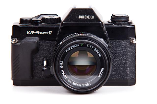 Ricoh KR-5 Super II