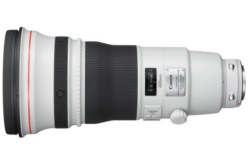 Canon EF 400mm f/2.8L IS II USM Telephoto Lens