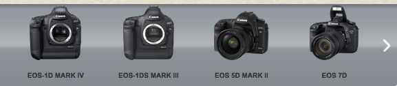 Canon 6D Replaced by Canon 7D