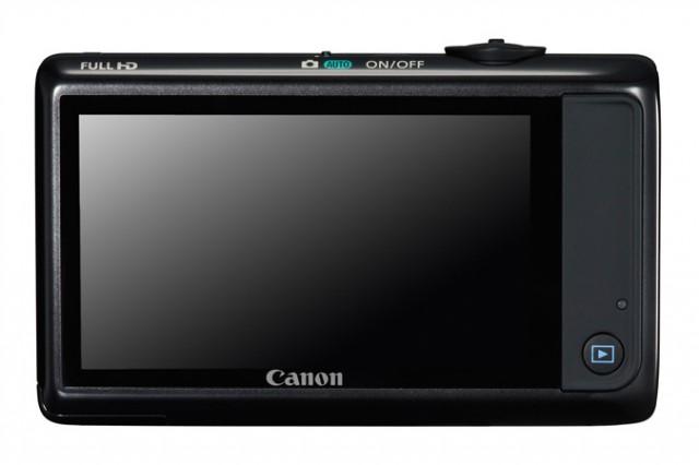 Canon PowerShot ELPH 510 HS Back