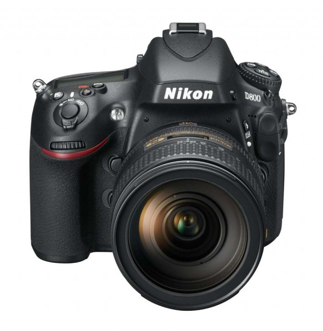 Nikon D800 Official Image