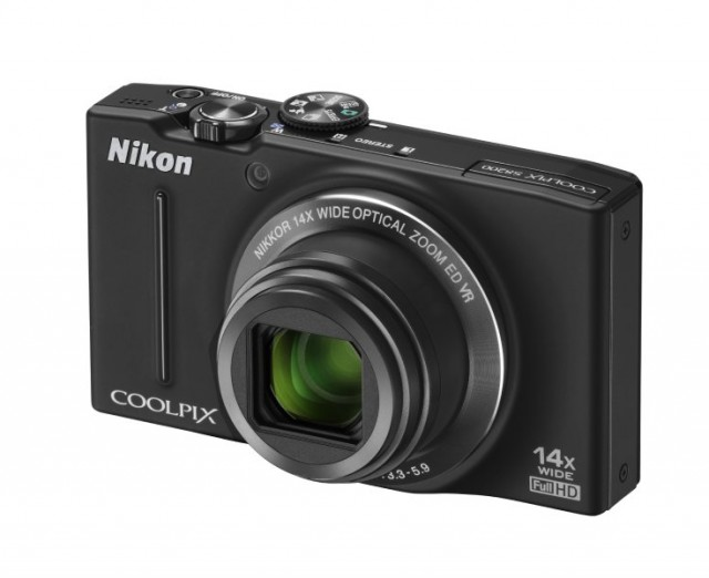 Nikon S8200