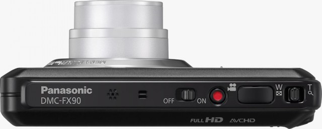 Panasonic FX90 Top