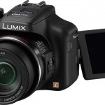 Panasonic FZ150 LCD