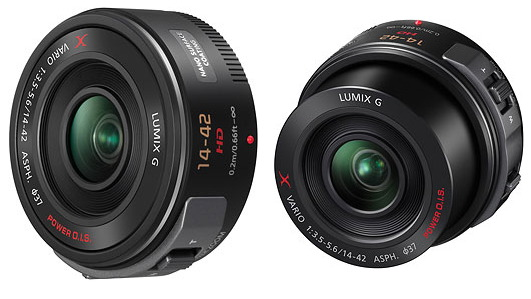 Panasonic Lumix G X 14-42mm Lens