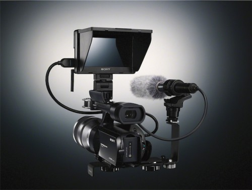 Sony NEX-VG20 Pro Kit