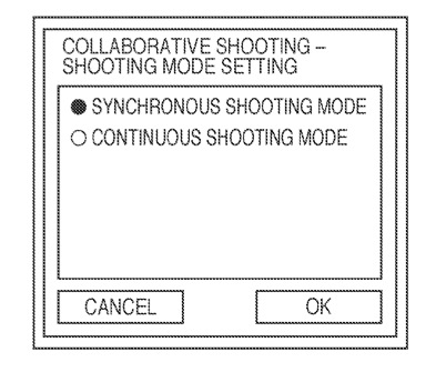 Canon Collaborative Shooting Mode