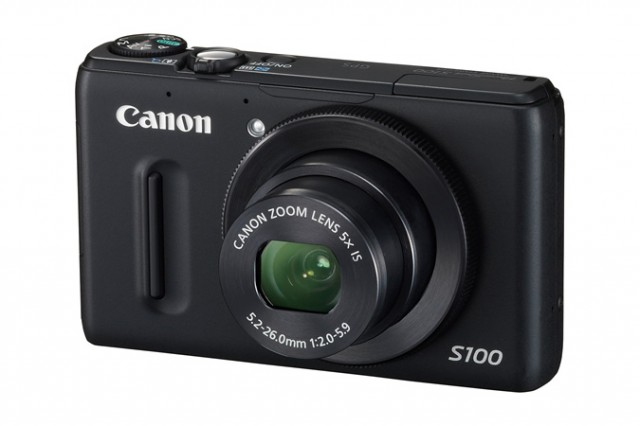 Canon S100