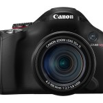 Canon SX40 HS Front