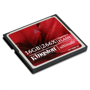 Kingston 16GB CF Card