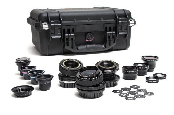 Lensbaby Movie Maker Kit
