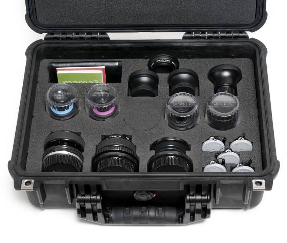 Lensbaby PL Kit Case
