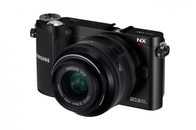 Samsung NX200