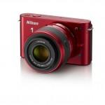 Nikon J1 Red