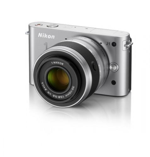 Nikon J1 Silver
