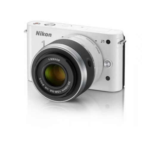 Nikon J1 White