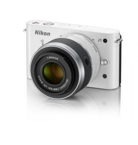 Nikon J1 White
