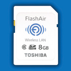 Toshiba FlashAir SDHC