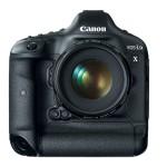 Canon 1D X Front