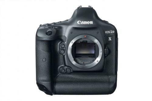 Canon 1D X No Lens