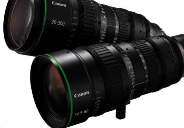 Canon PL Mount Lenses