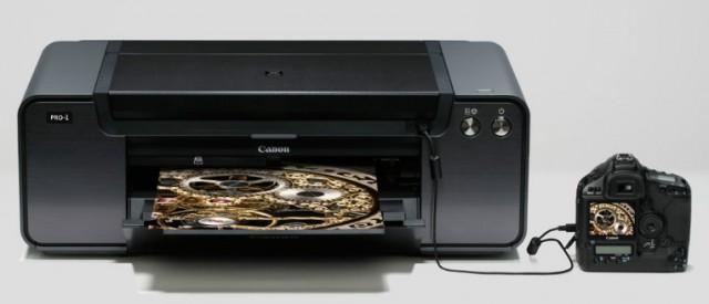Canon PRO-1 Direct Print