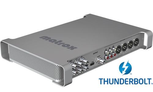 Matrox MXO2 Thunderbolt