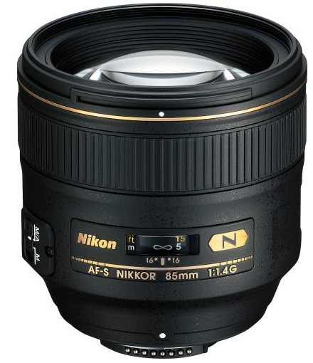 Nikon AF-S 85mm