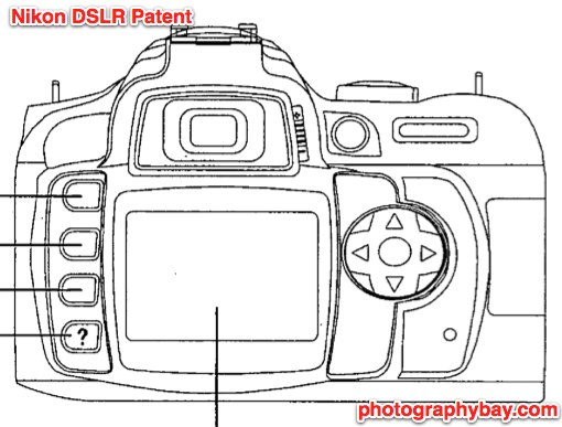 Nikon DSLR Patent