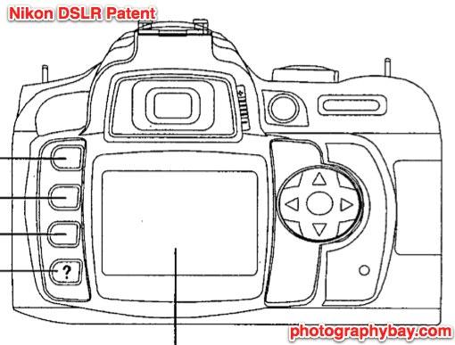 Nikon DSLR Patent