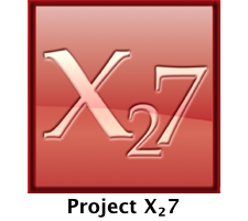 project x to 7 serial number