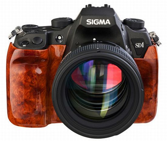 Sigma SD1 Wood