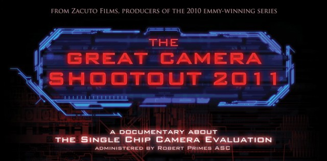 Zacuto Great Camera Shootout 2011