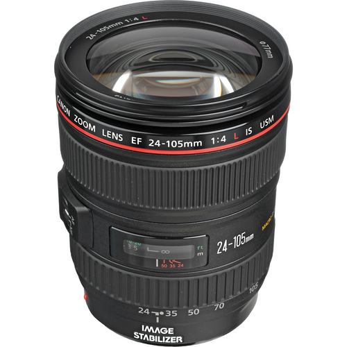 Canon 24-105mm f4L