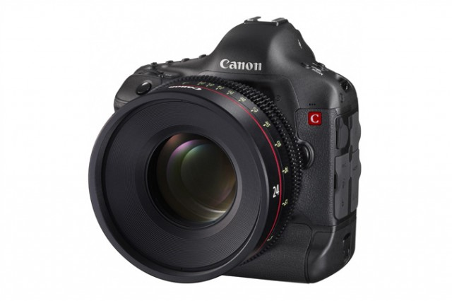 Canon 4K Cine DSLR