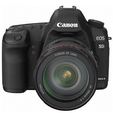 Canon 5D Mark II Black Friday