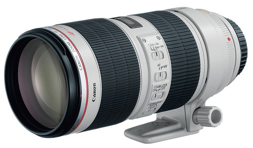 Canon 70-200mm Instant Rebate Deals