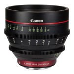 Canon 85mm Cinema Prime