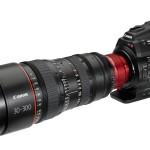 Canon EOS C300 30-300mm Lens