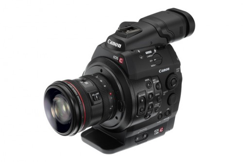 Canon EOS C300 8-15mm