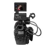 Canon EOS C300 Back