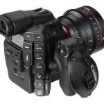 Canon EOS C300 Grip